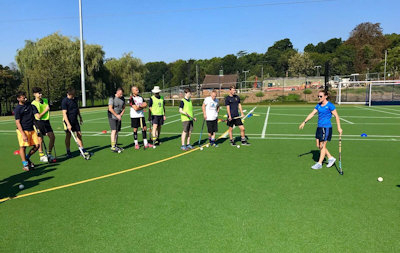 Coach education for clubs & schools